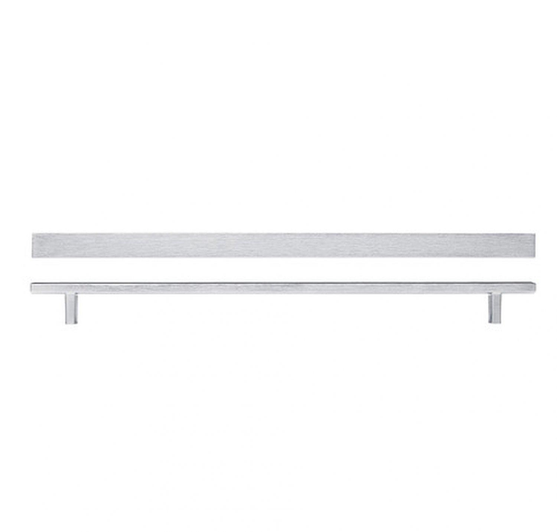 "IKEA EKEBODA Drawer HANDLES Cabinet Pulls STAINLESS STEEL 14 15/16 "" 380mm Long"