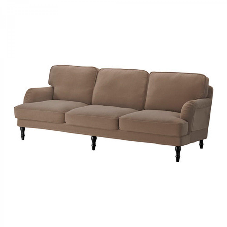 IKEA Stocksund 3 5 Seat Sofa SLIPCOVER Cover LJUNGEN BEIGE