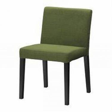 IKEA NILS Dining Chair SLIPCOVER Cover SIVIK DARK GREEN