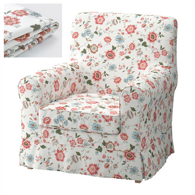 IKEA Ektorp JENNYLUND Armchair SLIPCOVER Chair Cover ...