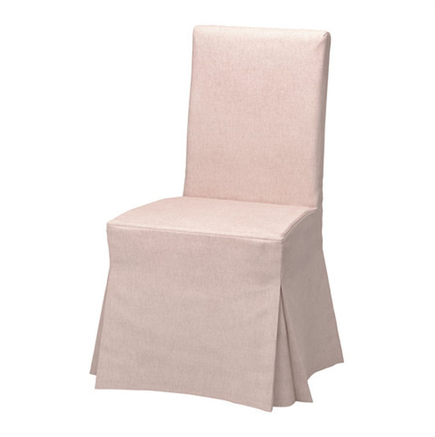 Ikea Henriksdal Chair W Arms Slipcover Cover 21 54cm: IKEA Henriksdal Chair SLIPCOVER Cover Skirted Long