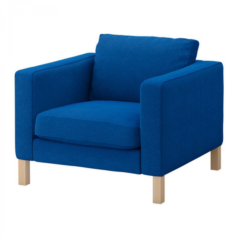 Ikea Karlstad Armchair Slipcover Chair Cover Korndal