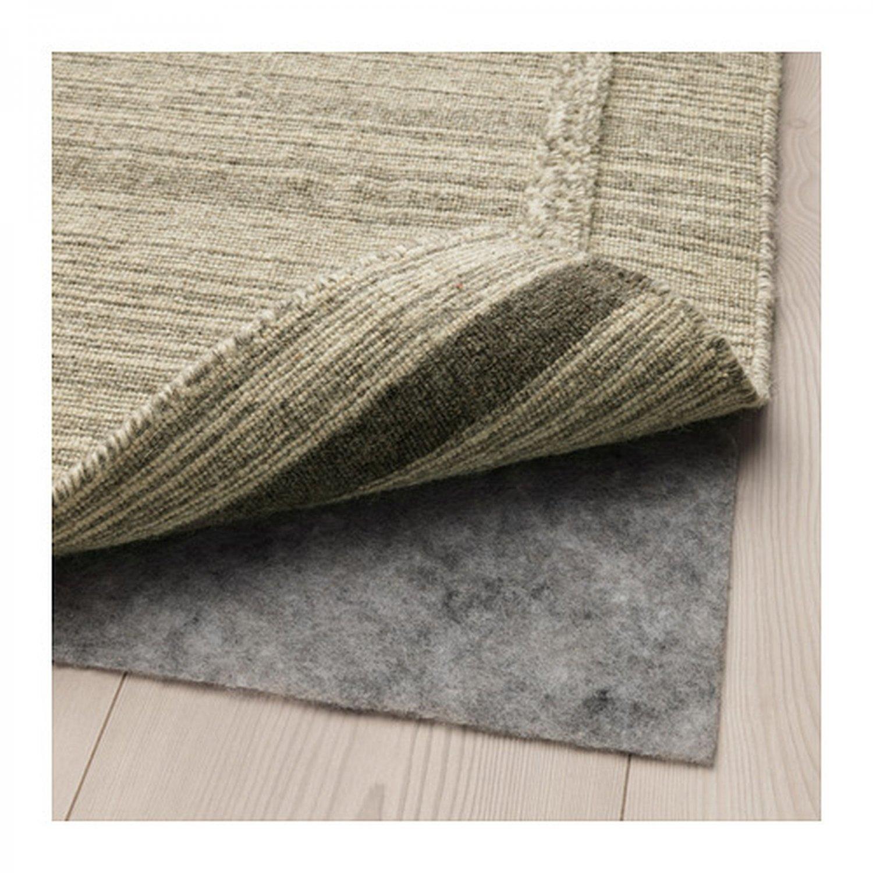 IKEA Stopp Filt RUG UNDERLAY Pad Anti-Slip Carpet 2 X 4 Felt Underlayment Mat