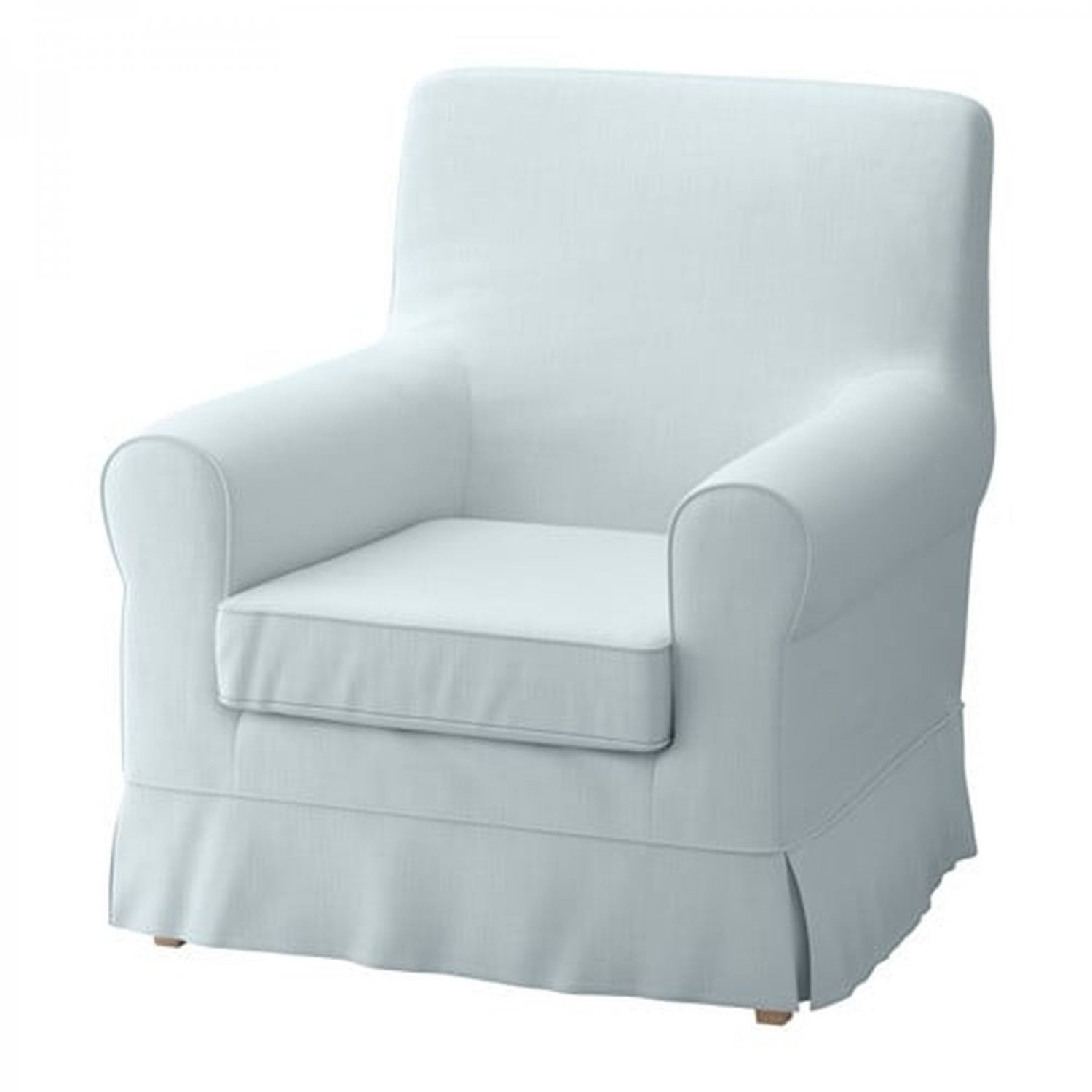 IKEA Ektorp JENNYLUND Armchair SLIPCOVER Chair Cover ...