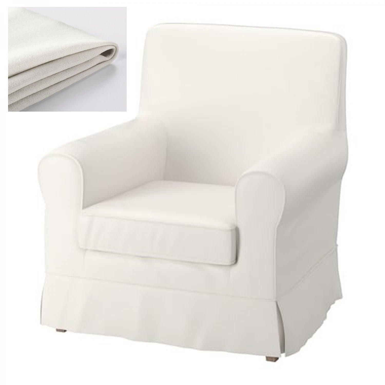 Ikea Ektorp Jennylund Armchair Slipcover Chair Cover