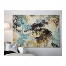 IKEA Premiar FOREST AMBIANCE Canvas and Frame WALL ART Print HUGE Tree Canopy PREMIÄR Mandala