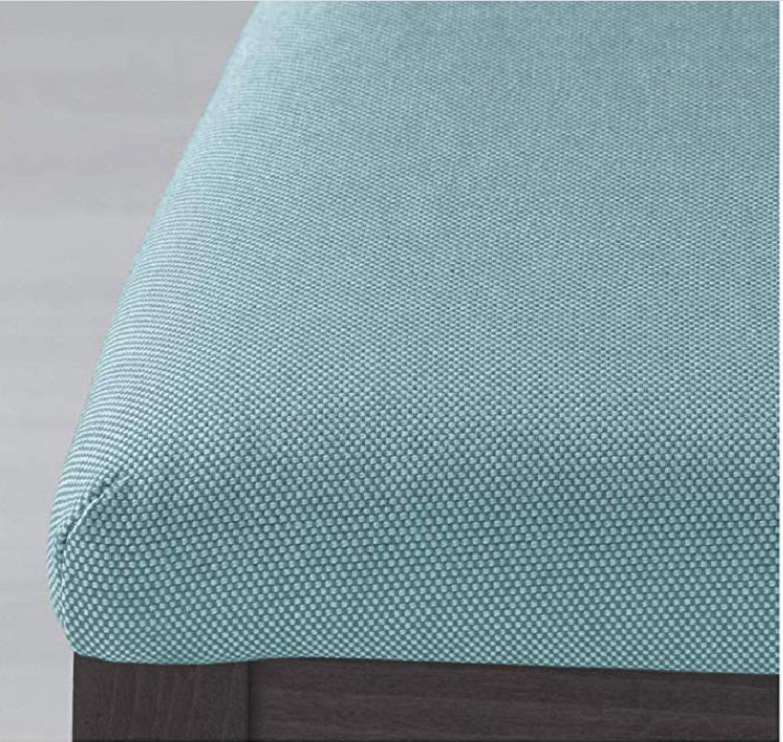 IKEA Ekedalen Dining Chair SLIPCOVER Cover ORRSTA LIGHT BLUE