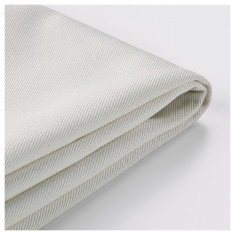 IKEA Ektorp 3 Seat Sofa COVER Slipcover VITTARYD WHITE