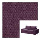 IKEA Kivik 2 Seat Loveseat Sofa SLIPCOVER Cover DANSBO LILAC Purple