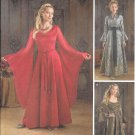 SIMPLICITY 1045 Patterns Misses Fantasy Costumes Size RR (6-8-10-12)