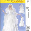 McCalls M7271 Fairy GodMother Fantasy Costume Size 14, 16, 18, 20, 22 Pattern