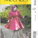 McCall's M7373 Adult Yaya Han Godet Coats Sizes 6, 8, 10, 12, 14 Costume Coat Pattern S
