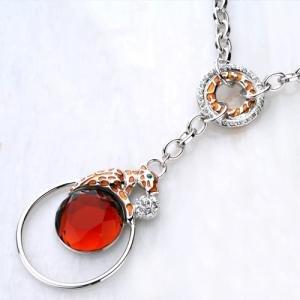 Necklace Jaguar W/Earrings