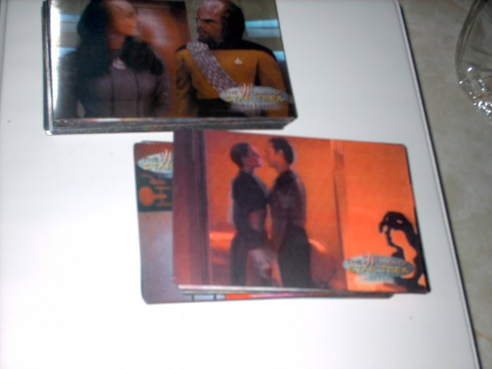 WOMEN OF STAR TREK IN MOTION 32 Cd SET +SHIPS FREE!!!