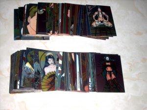 SHI SERIES 1 90 CARD CHROMIUM SET + SHIPS FREE