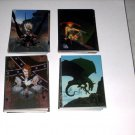 MASTERS OF FANTASY 90 CARD CHROMIUM SET - SHIPS FREE