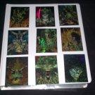 LADY DEATH HOLOFOIL [ARTBOX] 9 CARD EVIL ERNIE SUBSET