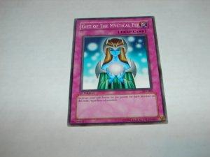 Yu-Gi-Oh card Gift of the Mystical Elf