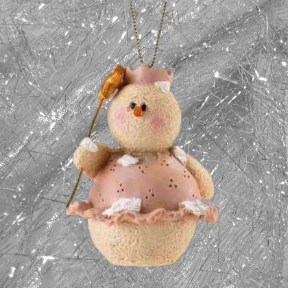 Snowberry Cuties Ballerina