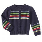 Girls Gymboree Wish You Were Here Sweater sz 4