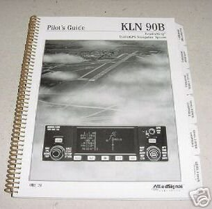 Aircraft NEW!!! King KLN-90B IFR GPS Pilot's Guide