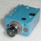 MP1505DC8, 1500-052-3, 3A Aircraft Circuit Breaker
