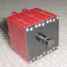 6752-304-25, 10-60806-25, 3 in 1 Klixon 25A Circuit Breaker