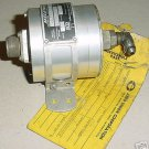 Aircraft Pressure Actuated Switch w Serv tag, 4101-21BL-1