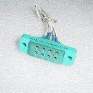 VB10/1PWC11-76, VB10-1PWC11-76, Avionics Harness Connector Plug