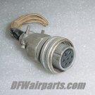AN3106-16S-1S, AN-3106-16S-1S, Avionics Connector Plug