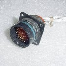 LS10216R16-24PN, DL60R-16-24PN-1A, Cinch Connector Receptacle