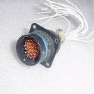 LS10216R16-24P6, DL60R-16-24P6-1A, Cinch Connector Receptacle