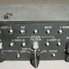 G-6013, G6013, Gables Avionics Audio Control Panel