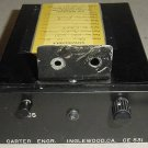 Carter Engineering CE-531 Audio ICS Panel with Serviceable Tag