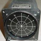 Ryan WX-7A Aircraft Stormscope Display Indicator, 278D02