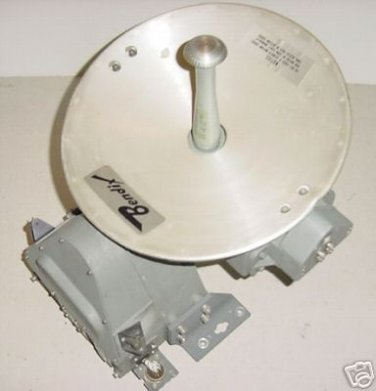 ANT-1F, ANT1F, Bendix Weather Radar Antenna Drive and Dish