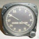 1229-011030, U.S.A.F. Lockheed T-33A Course Selector Indicator