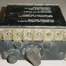 C-1611D AIC, U.S.A.F. Phantom F-4 Intercommunication Panel