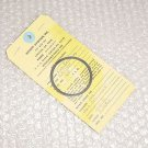 RR185, RR-185, Bell Helicopter Retaining Ring w/ Serv tag