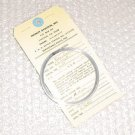 RR26B, RR-26B, Bell Helicopter Retaining Ring w/ Serv tag