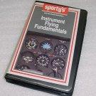 Instrument Flying Fundamentals VHS Video