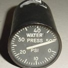 MS28010-1, 1570C-041041, Aircraft Water Pressure Indicator