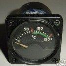 47B40, Cessna 310, 340 Overhauled Temperature Indicator