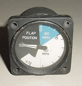 CM2918-2, Cessna Aircraft Flap Position Indicator