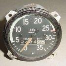 1549302, Cessna 182 Recording Mechanical Tachometer