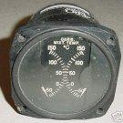 Twin Cessna Carburetor Mixture Temperature Indicator, 33205