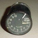 Type MJ2 EGT, Exhaust Gas Temperature Indicator, 157800