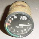 Weston MJ2 EGT, Exhaust Gas Temperature Indicator, 157800