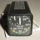 PW2006KTDCP1, Smiths Aircraft Tachometer w Serv tag
