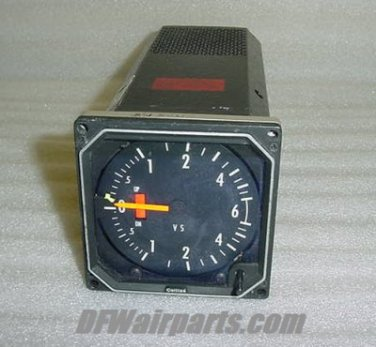 622-4782-007, VSI-80A, Collins Vertical Speed Indicator